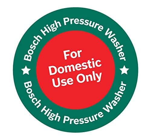 Bosch UniversalAquatak 125 Pressure Washer Conclusion