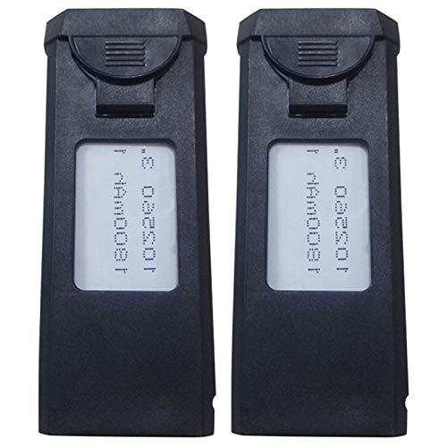 Kirmax 3.7 V 1800 Mah Lipo Batería para Visuo Xs809S Xs812 Plegable RC Cuadricóptero Drone Batería Piezas De Repuesto Accesorios