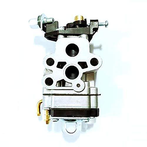SDFDS Carburador Compatible for Zenoah CHTZ6010 HTZ7510 7510 6010 Motor Cortasetos carburador soplador Carby Herramientas de jardín Duradero 119
