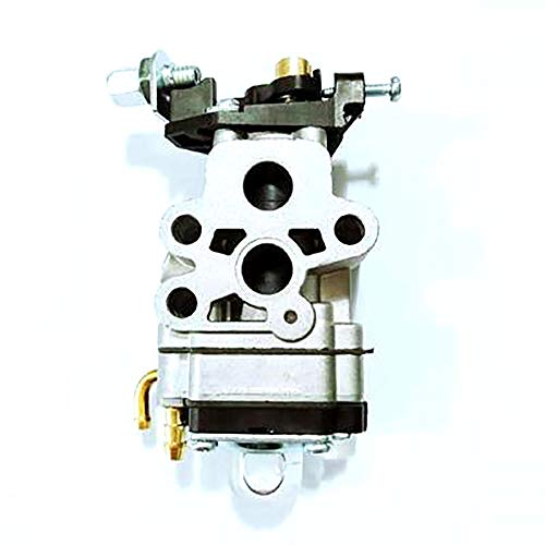 SGHKKL Carburador de Tono Alto Compatible con ZENOAH CHTZ6010 HTZ7510 7510 6010 COBURA DE Motor PROPERTOR DE CARBURADOR DE CARBURADOR DE CARBURADORES DE JARDÍN HERRAMIENTES