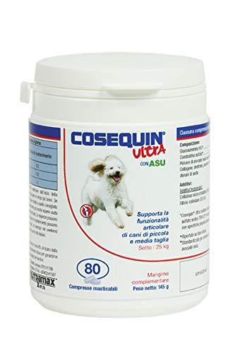 Cosequin 00.1415.00 Ultra - Perro pequeño y Mediano (80 CPS, 0,14 kg)
