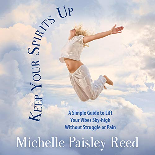 Keep Your Spirits Up audiobook cover art