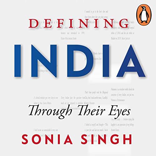 Defining India cover art