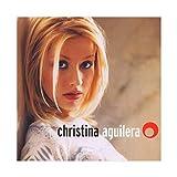 Christina Aguilera Albumcover - Christina Aguilera Leinwand
