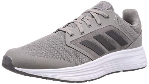 adidas Galaxy 5, Running Shoe Hombre, Dove Grey/Grey/Footwear White, 42 2/3 EU