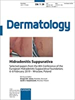 Hidradenitis Suppurativa: Selected Papers from the 8th Conference of the European Hidradenitis Suppurativa Foundation; 6-8 February 2019 - Wroclaw, Poland (Dermatology 2020)