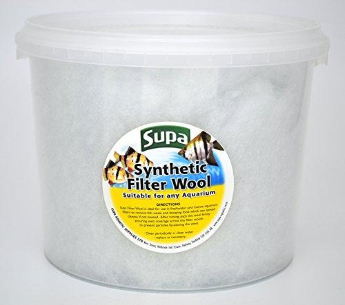 Supa synthétique Filtre Laine, 150 g