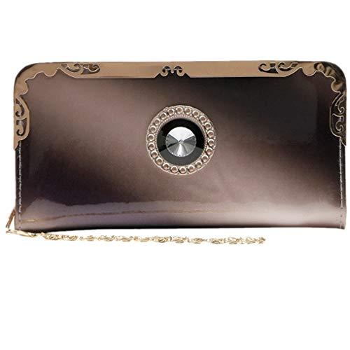 Damen dorical wallet schwarz einheitsgröße