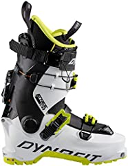 Progressive Forward Flex - Ultra Lock Strap V-Shape Tongue - Microregulation for Precise Adjustment Compatible with Frame Bindings - Safety Lock Buckles Flex 110 - Last Width 102 mm Shell: Grilamid, Cuff: Grilamid- Loaded with Glass Fibers, Spoiler: ...