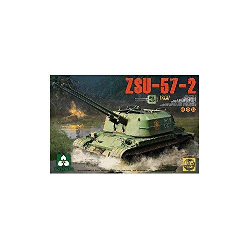 TAKOM tak-572058Modellino Soviet spaag Zsu–22in 1, Gioco
