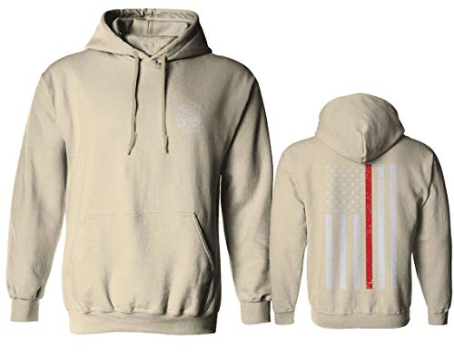 Thin Red Line Hoodie