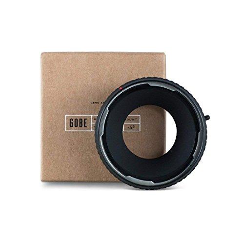 Gobe - Adaptador de Lentes Hasselblad de Montura V para Cuerpo de cámara Nikon de Montura F