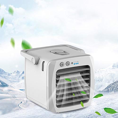 Multifunctionele Mini Air Cooler Household Mini Air Cooler Portable Outdoor Air Conditioner Ventilator USB Air Conditioner