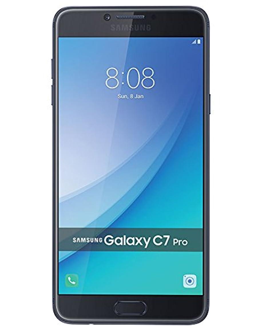 Samsung Galaxy C7 Pro C7010 64GB - Blue Navy - 2017 model - Factory Unlocked - International Version - No Warranty