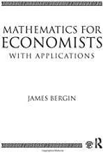Best mathematics for economists with applications Reviews