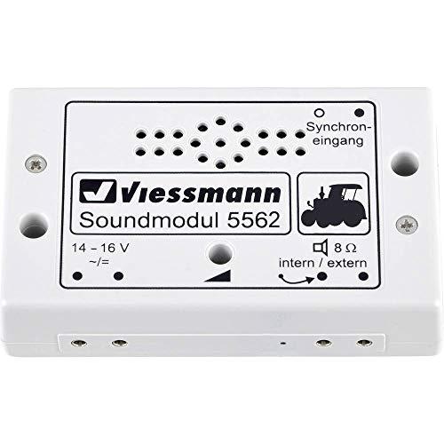 Viessmann 5562 Soundmodul LANZ Bulldog Fertigbaustein