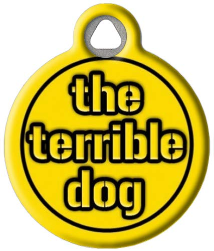 Steelers Terrible - Custom Pet ID Tag for Dogs and Cats - Dog Tag Art - Large Size