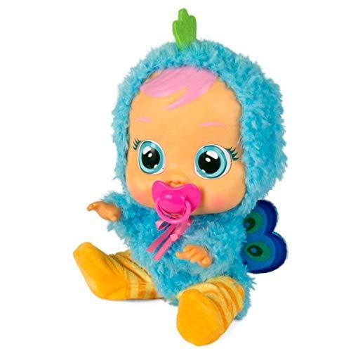IMC Toys - Bebés llorones, Pijama Pavo Real (99166)