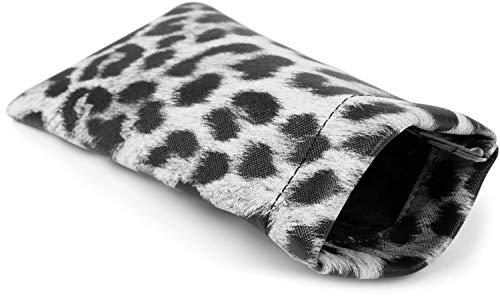 stylebreaker sunglasses case with leopard