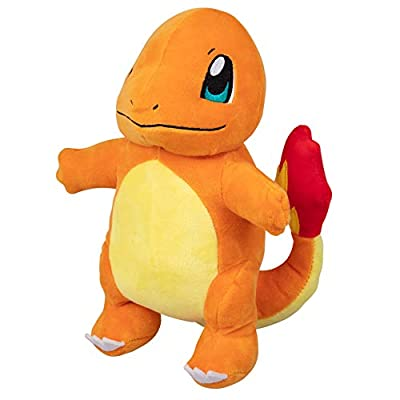 "Pokémon Charmander Plush Stuffed Animal Toy - 8"" by wicked cool"