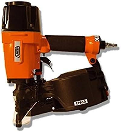 Druckluftnagler clavesa bsr-65 (c-25 65 A1) für Nagel auf Spule elektrogeschweißtem 15º von 40 bis 65 mm B01G2M9SXY | Günstig