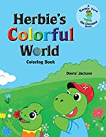 Herbie's Colorful World Coloring Book