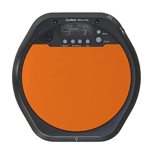 ASTrade ABS Digital Electronic Drummer Training Practice Drum Pad Metronome...