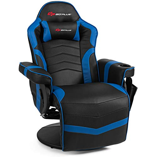 Goplus Massage Gaming Chair,...