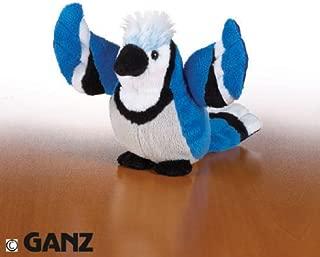 Lil'Kinz Webkinz Ganz Bluejay August 2008 Brand Hs-504