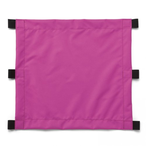 Sonnensegel für Kinderanhänger Kid for 1 für Croozer Kid for 1, pink,für 1-Sitzer 118817010