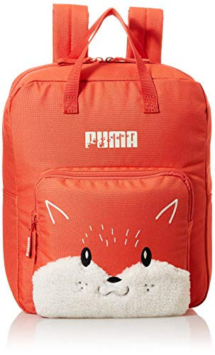 PUMA Animal Kinder Rucksack Paprika-Fox OSFA