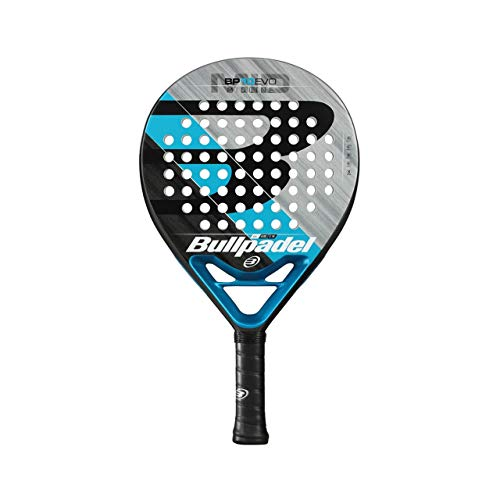 Bullpadel BP10 2019 Palas, Adultos Unisex, Negro, 380
