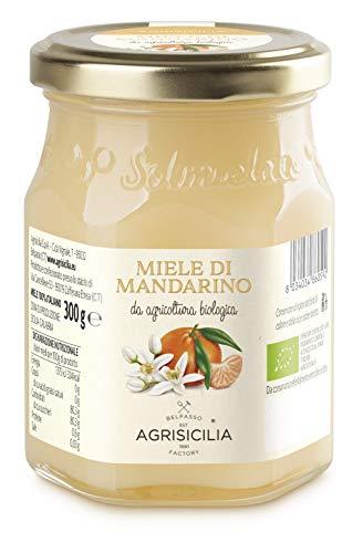 Agrisicilia Miele Di Mandarino Da Agricoltura Biologica - 300 g