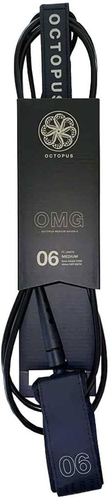 Octopus OMG online shop Medium 6' Surfboard - Challenge the lowest price of Japan Black Leash