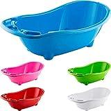 New Large Plastic Baby Bathtub Infant Toddler Washing TUB Portable Bath