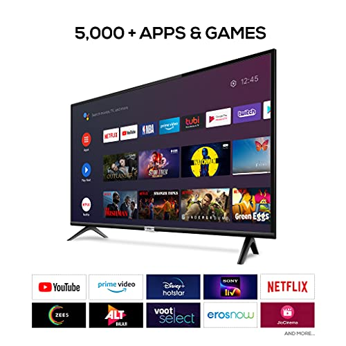 TCL 100 cm (40 inches) Full HD Certified Android Smart LED TV 40S6500FS (Black) (2020 Model) 3