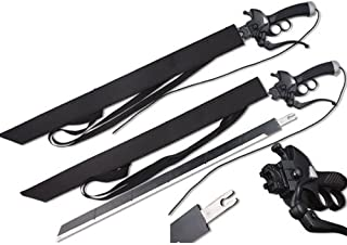 Attack on Titan Survey Corps Sword Eren Yeager - Shingeki no Kyojin Anime (Eject-able Blade)