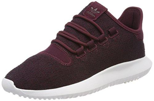 Adidas Tubular Shadow, Zapatillas de Deporte Hombre, Rojo (Granat/Grivap/Ftwbla 000), 46 EU