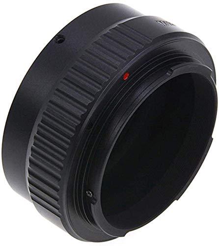 Zeaih Lens Mount Adaptor Ring, compatibel met Lens 49mm Filter diameter, Praktica/Pentax schroefdraad Lens M42 naar Canon EOSR voor Camera