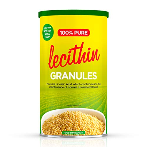 Optima Health Lecithin Granules, 100 g