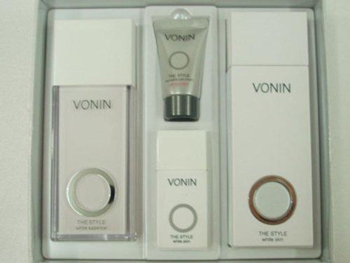 Korean Cosmetics Vonin le style Blanc de cosmétiques