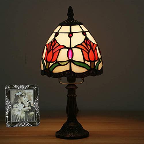 MUZIDP Lámpara de Mesa para niños Vintage Linda Mini Noche luz de...