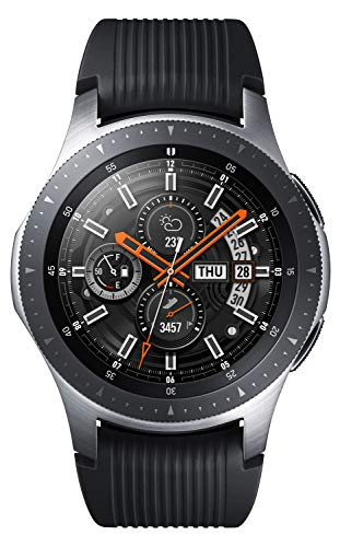 Samsung Galaxy Smartwatch 46 MM(Silver),SM-R800NZSAINU