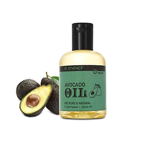 ST. D'Vence 100% Pure Avocado Oil, 100 ml