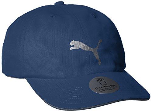 PUMA Performance Running Cap III Sportcap - Berretto da tennis da jogging, taglia unica, colore: Blu royal