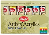 Best Acrylic Paint for Professional Artists