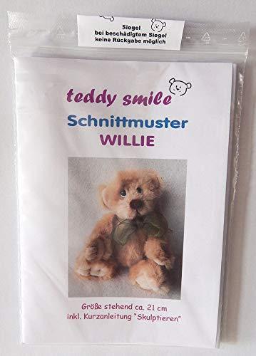 teddy smile - Schnittmuster Teddy
