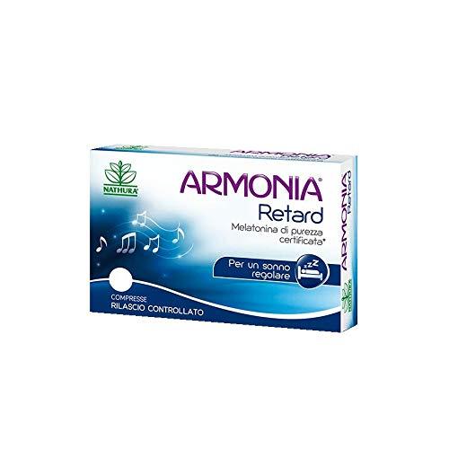 2x Nathura Armonia Retard - Melatonina Di Purezza Certificata - 240 CPS