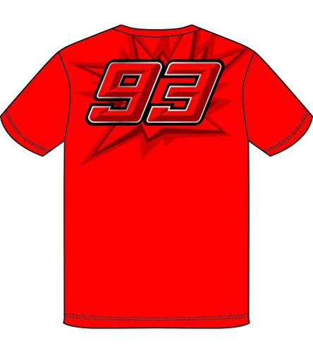 MotoGP Apparel–Chaqueta Cartoon Ant niño, Rojo, talla 2/3A