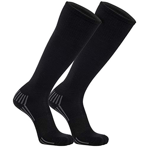 Franklin Sports Youth Baseball and Softball Socks, Black